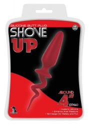 Shove Up Tail Plug XL by NMC, suur anaalplug sabaga