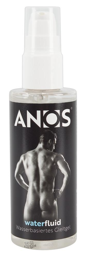 ANOS Waterfluid, anaalne libesti, 100ml