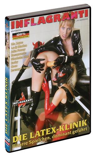 "DVD: ""Die Latex-Klinik"", fetish/latex"