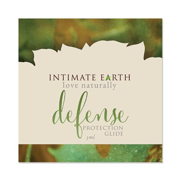 Intimate EARTH- DEFENSE, pisike orgaaniline libesti, 3ml